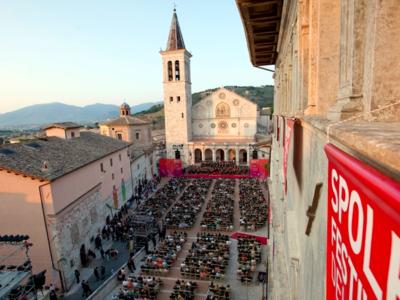 Profumo d'Umbria al Festival di Spoleto